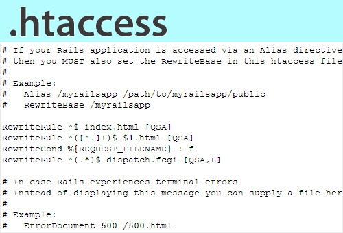 Как сделать 301-редирект в файле .htaccess
