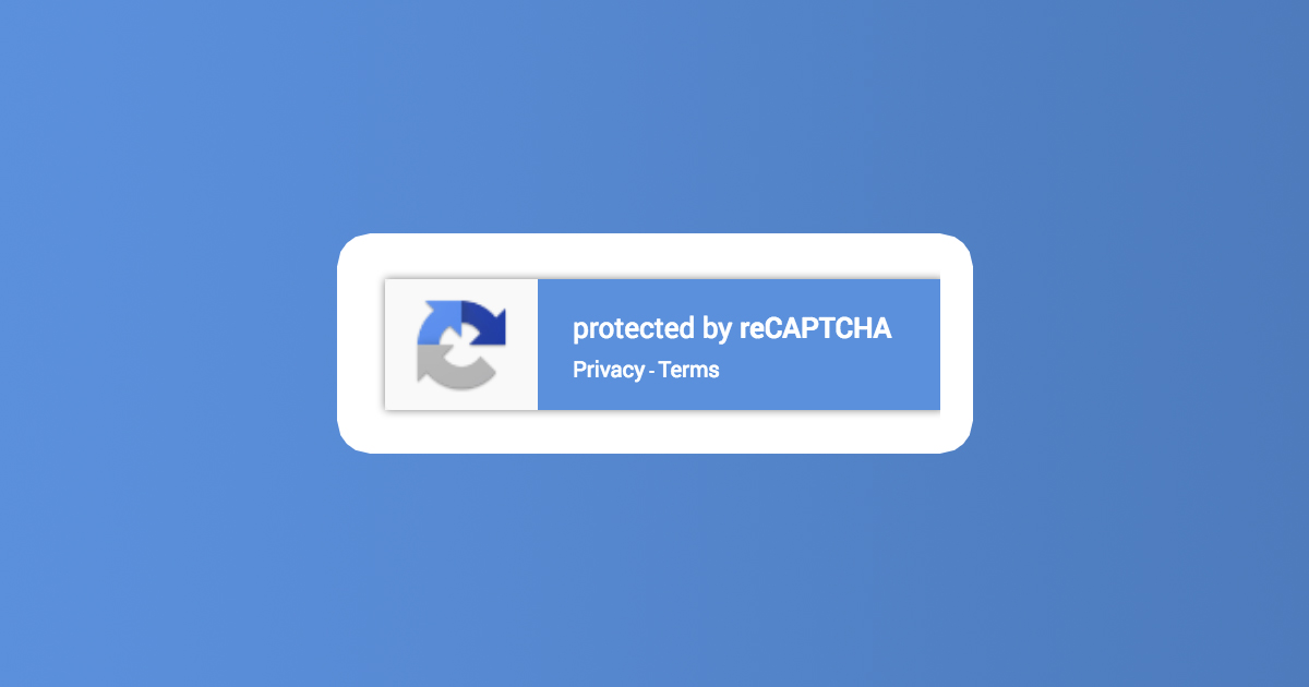 Как подключить Google ReCAPTCHA на сайт