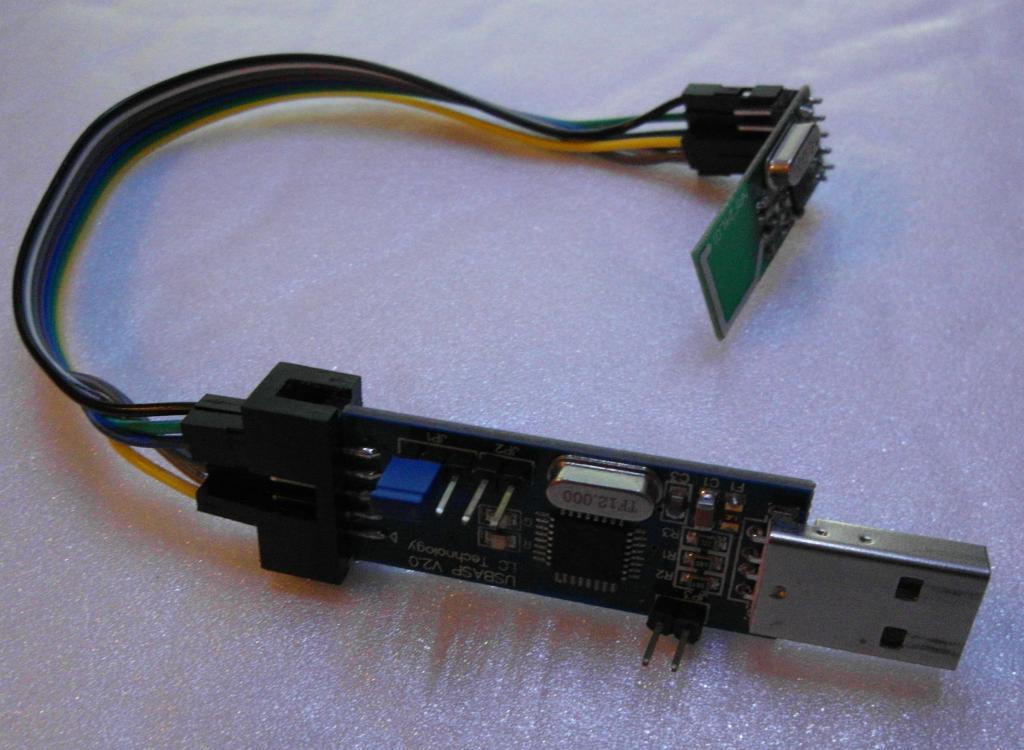 6 применений в «умном доме» платы USBasp. Нестандартное использование USBasp